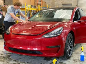 tesla_paint_protection_film_jacksonville